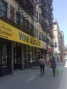 hamilton discount wine and liqour