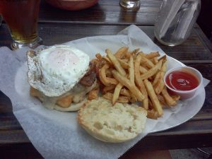 harlem public breakfast burger plate 8115